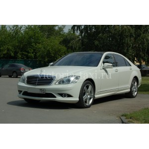 Mercedes-Benz W221 S5.5 long 4matic