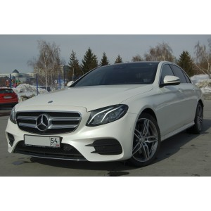 Mercedes-Benz Е W213 restyle AMG